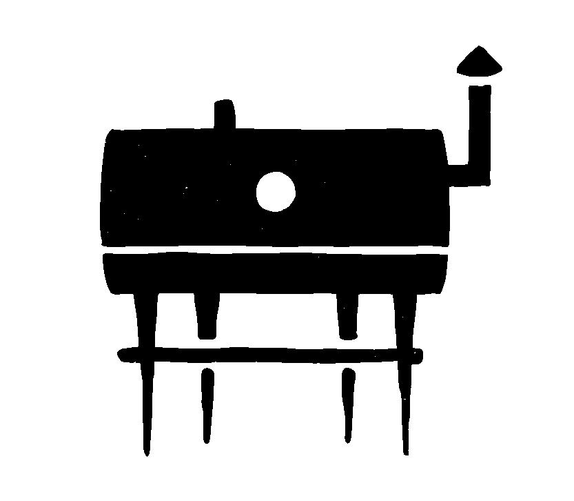 Westend BBQ Icon für Verleih / Verkauf