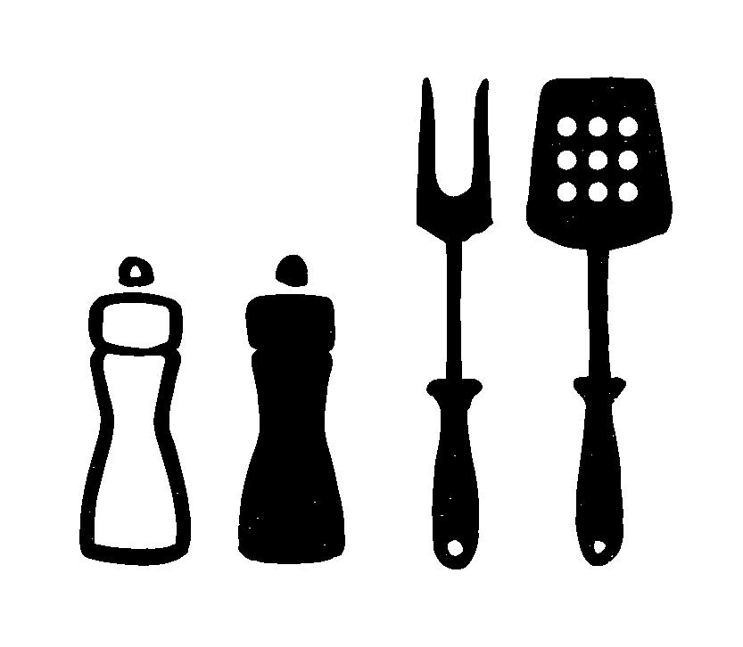 Westend BBQ Icon für Zubehör