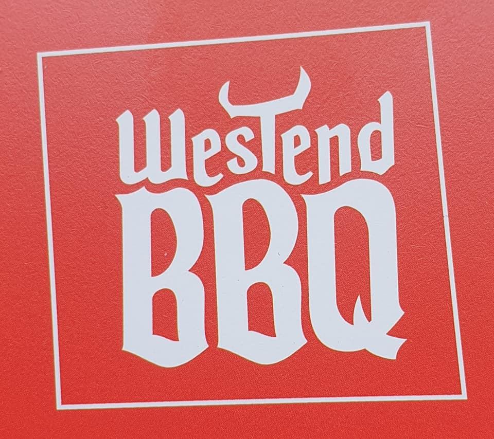 Abbildung mit Logo von Westend BBQ